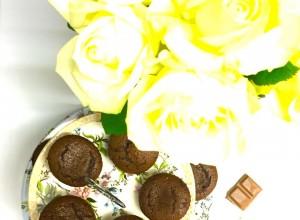 Muffins au coeur fondant faciles à réaliser
