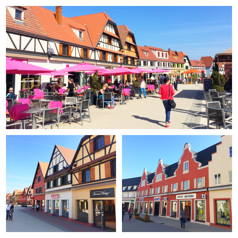 Shopping Party à Roppenheim The Style Outlet