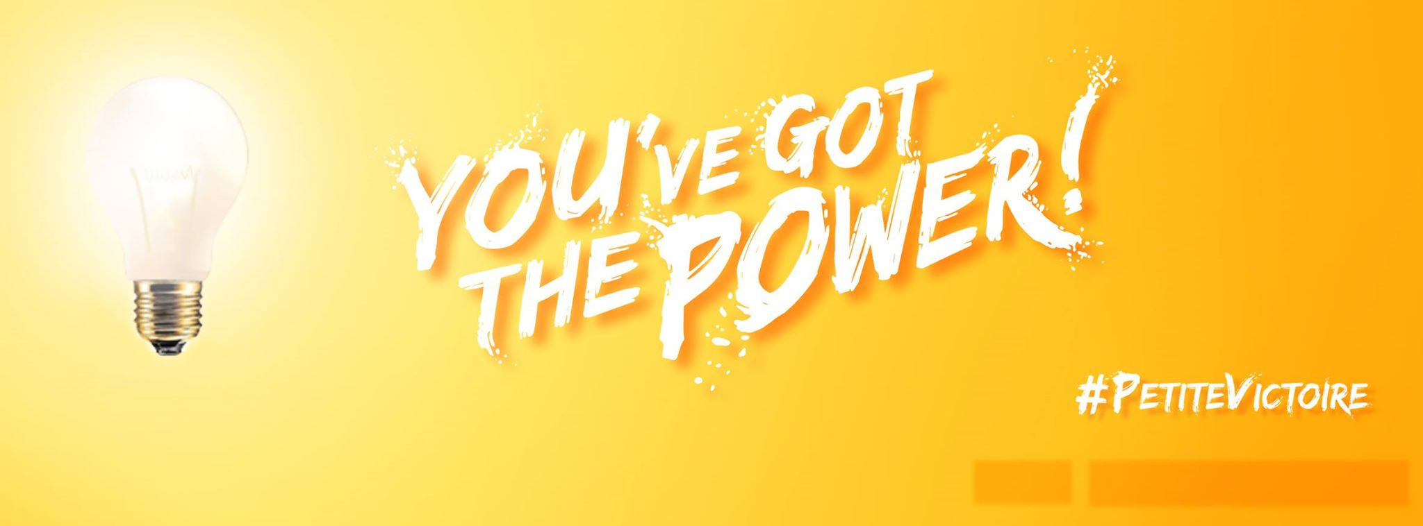 You've got the power avec Volvic Juicy !