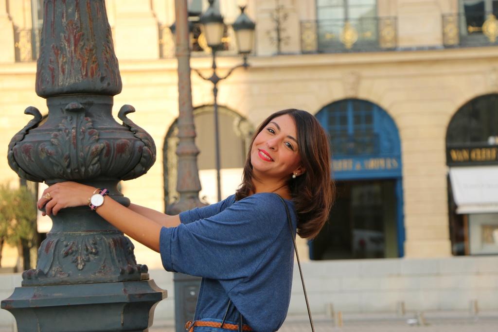 Place Vendôme…