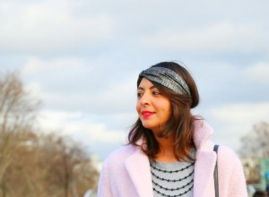 Mon premier headband Valérie Valentine